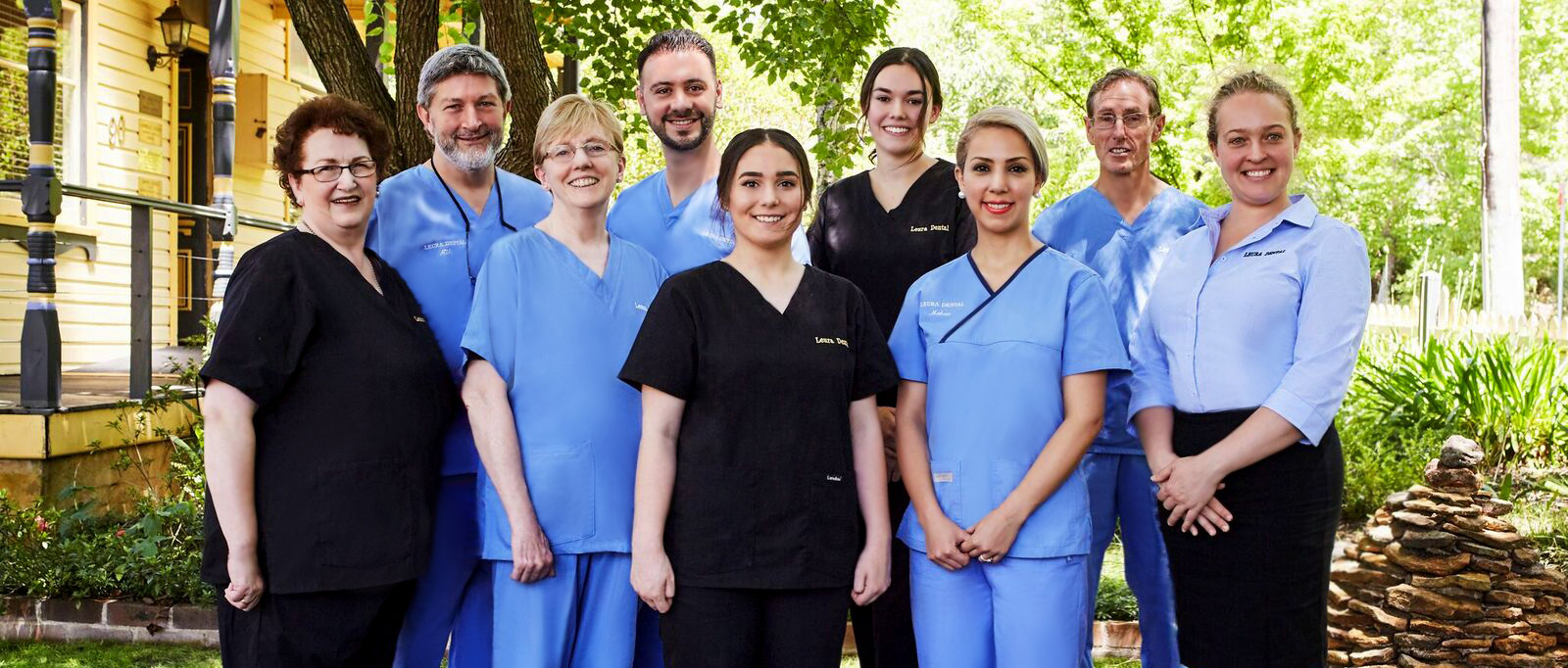Leura Dental Team